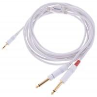 Cablu Audio Cordial CFY 3 WPP SNOW
