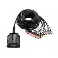 Cablu Multicore Cordial CYB 8-4 C-15