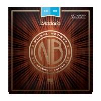 Set Corzi Chitara Acustica D'Addario NB1252BT