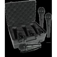 Set Microfon Vocal Behringer Ultravoice XM1800S, 3 buc