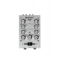Mixer Dj Omnitronic Gnome 202 Silver