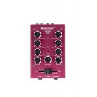 Mixer Dj Omnitronic Gnome 202 Red