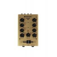 Mixer Dj Omnitronic Gnome 202 Gold