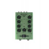 Mixer Dj Omnitronic Gnome 202 Verde