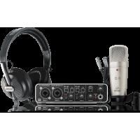 Set Inregistrare Audio Behringer U-Phoria Studio Pro