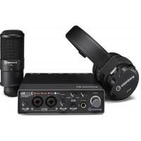 Recording Pack Interfata Audio Steinberg UR22C