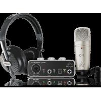 Set Inregistrare Audio Behringer U-Phoria Studio