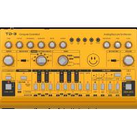 Sintetizator Behringer TD-3-AM Mellow Yellow