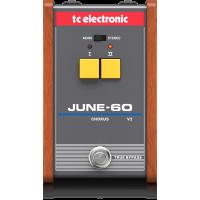 PROCESOR CHITARA TC ELECTRONIC JUNE-60 V2