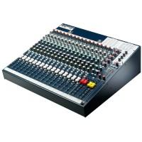 MIXER AUDIO SOUNDCRAFT FX16II
