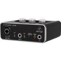 Interfata Audio Behringer U-Phoria UM2