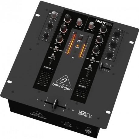 Mixer Dj Behringer NOX101